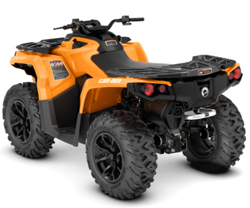 2018 Can Am Outlander 570 DPS